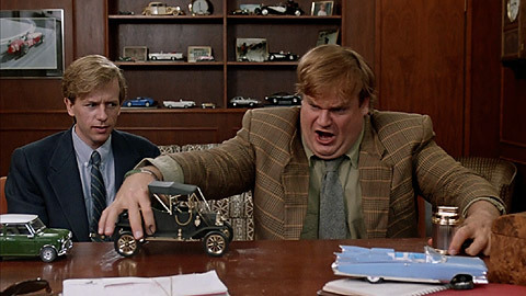 No For An Answer Movie Clip From Tommy Boy At Wingclips Com