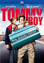 """Tommy Boy"" movie clips poster"