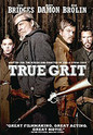 """True Grit"" movie clips poster"
