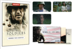 "Watch the movie clip ""Remember Their Sacrifice"" from ""We Were Soldiers"""
