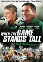 """When The Game Stands Tall"" movie clips poster"