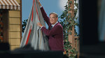 "Watch the movie clip ""Mr. Rogers And The Tent"" from ""A Beautiful Day In The Neighborhood"""