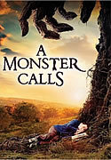 """A Monster Calls"" movie clips poster"