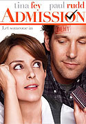 """Admission"" movie clips poster"