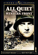 """All Quiet On The Western Front"" movie clips poster"