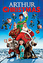 """Arthur Christmas"" movie clips poster"