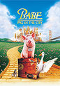 """Babe: Pig In The City"" movie clips poster"