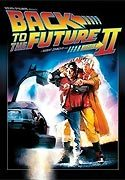 """Back To The Future 2"" movie clips poster"