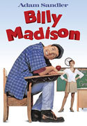 """Billy Madison"" movie clips poster"