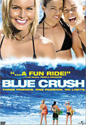 """Blue Crush"" movie clips poster"