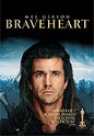 """Braveheart"" movie clips poster"