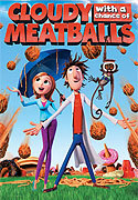 """Cloudy With A Chance Of Meatballs"" movie clips poster"