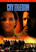"""Cry Freedom"" movie clips poster"