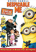 """Despicable Me"" movie clips poster"