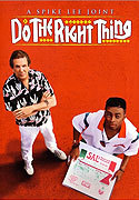 """Do The Right Thing"" movie clips poster"