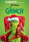 """Dr. Suess' The Grinch"" movie clips poster"