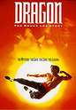 """Dragon: The Bruce Lee Story"" movie clips poster"