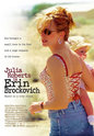 """Erin Brokovich"" movie clips poster"