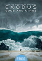 """Exodus: Gods And Kings"" movie clips poster"