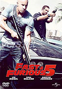 """Fast Five"" movie clips poster"