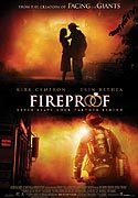 """Fireproof"" movie clips poster"