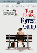 """Forrest Gump"" movie clips poster"