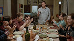 "Watch the movie clip ""Thanksgiving Grace"" from ""Funny People"""