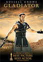 """Gladiator"" movie clips poster"