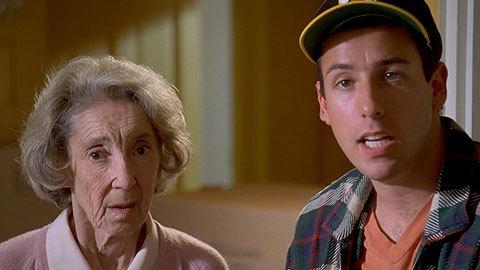 Grandma S Taxes Movie Clip From Happy Gilmore At Wingclips Com