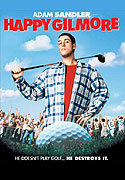 """Happy Gilmore"" movie clips poster"