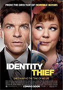 """Identity Thief"" movie clips poster"
