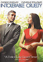 """Intolerable Cruelty"" movie clips poster"