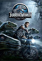 """Jurassic World"" movie clips poster"