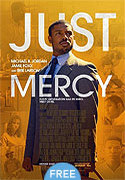 """Just Mercy"" movie clips poster"