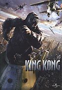 """King Kong"" movie clips poster"