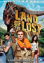 """Land of the Lost"" movie clips poster"