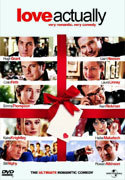 """Love Actually"" movie clips poster"