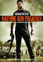 """Machine Gun Preacher"" movie clips poster"