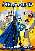 """Megamind"" movie clips poster"