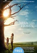"""Miracles From Heaven"" movie clips poster"