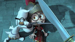 "Watch the movie clip ""It's My Job"" from ""Mr. Peabody And Sherman"""