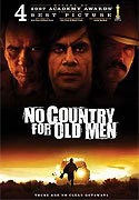 """No Country For Old Men"" movie clips poster"