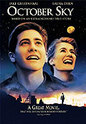 """October Sky"" movie clips poster"