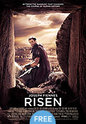 """Risen"" movie clips poster"