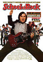 """School Of Rock"" movie clips poster"