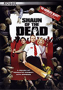 """Shaun Of The Dead"" movie clips poster"
