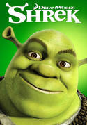 """Shrek"" movie clips poster"