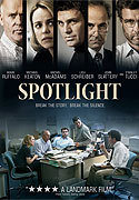 """Spotlight"" movie clips poster"
