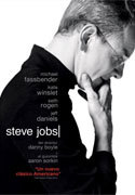 """Steve Jobs"" movie clips poster"