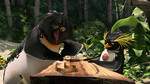 "Watch the movie clip ""Making The Board"" from ""Surf's Up"""